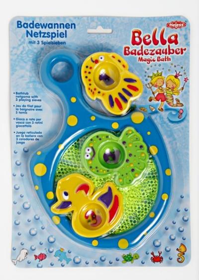 Netzspiel Bella Badezauber für die Badewanne
