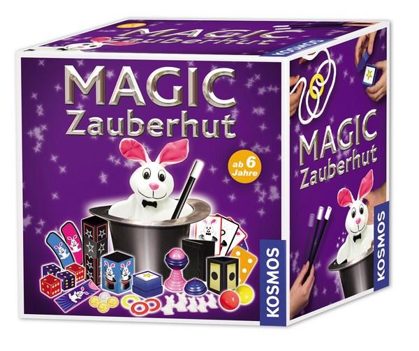 Zauberkasten Magic Zauberhut von Kosmos