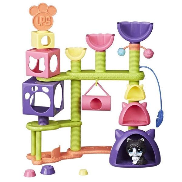 Littlest Pet Shop Katzen Spielparadies