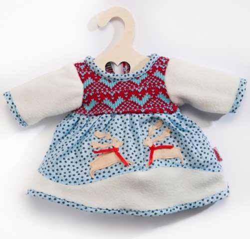 Heless Puppen Winterkleid
