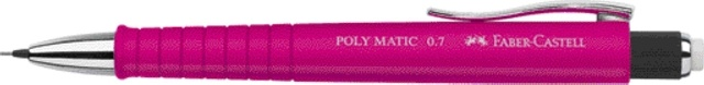 Faber Castell Druckbleistift Poly Matic 0,7 mm pink