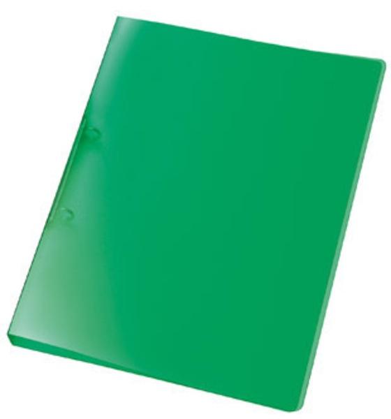 Veleflex Ringbuch A4 Propyglass Viquel 2 Ring grün