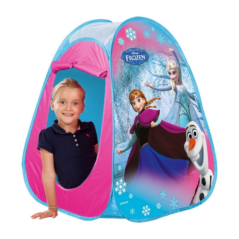 Pop Up Spielzelt Disney Die Eiskönigin