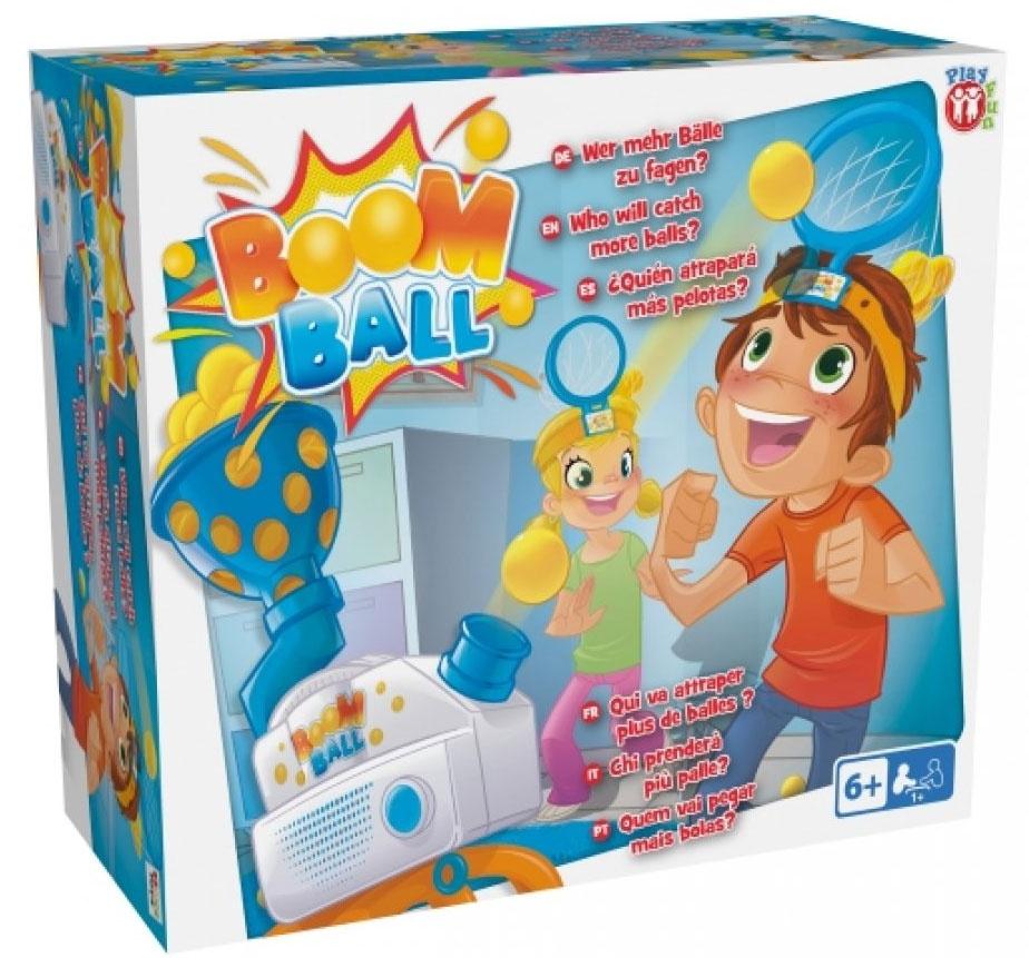 Boomball Ball im Anflug Spiel von IMC