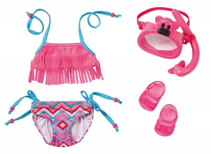 Baby Born Deluxe Schwimm-Set