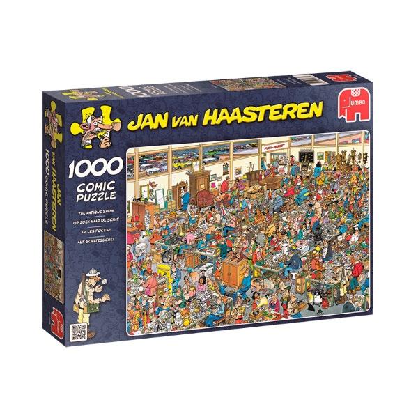 Jumbo Puzzle Jan van Haasteren Auf Schatzsuche! 1000 Teile