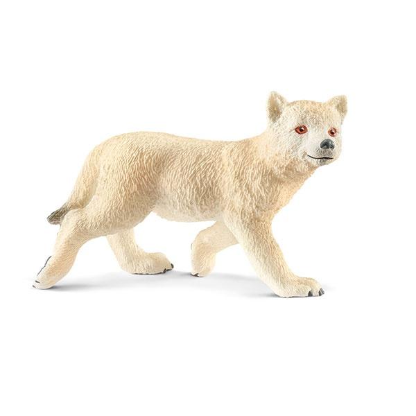 Schleich Wild Life Arktisches Wolfsjunges 14804