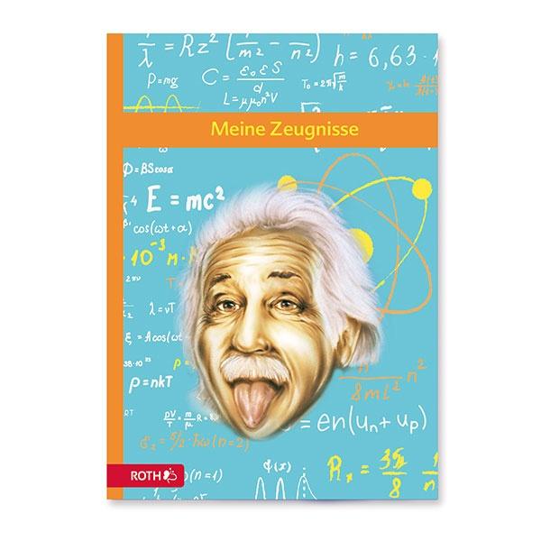 Roth Zeugnismappe Einstein