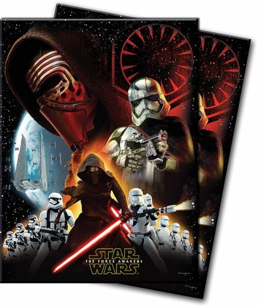 Star Wars Force Awakens Tischdecke 120 x 180 cm
