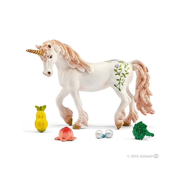 Schleich Bayala Futterset Einhorn und Pegasus 42141