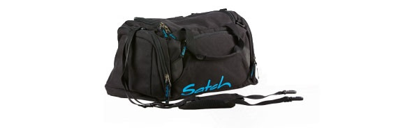 Ergobag Satch Sporttasche Black Bounce