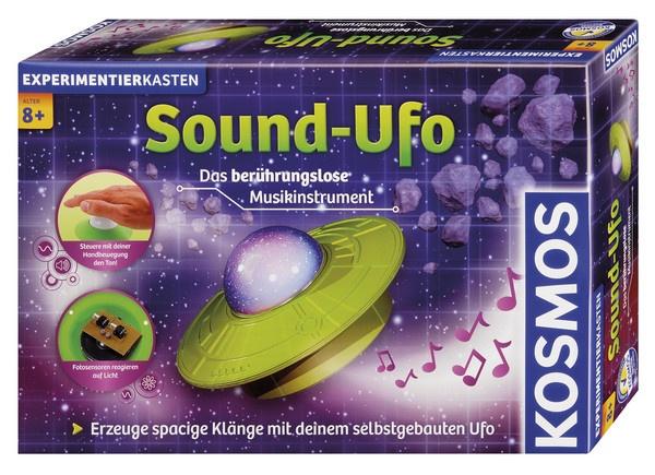 Experimentierkasten Sound-Ufo von Kosmos