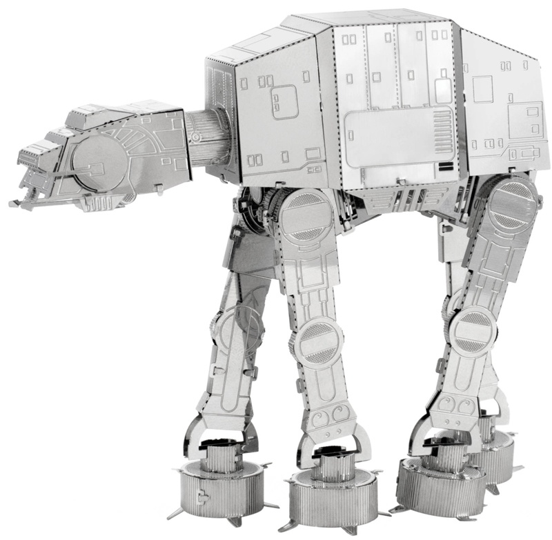 Bastelset Metal Earth Star Wars AT-AT