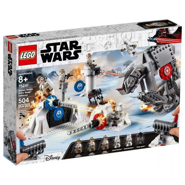Lego 75241 Star Wars Action Battle Echo Base Verteidigung