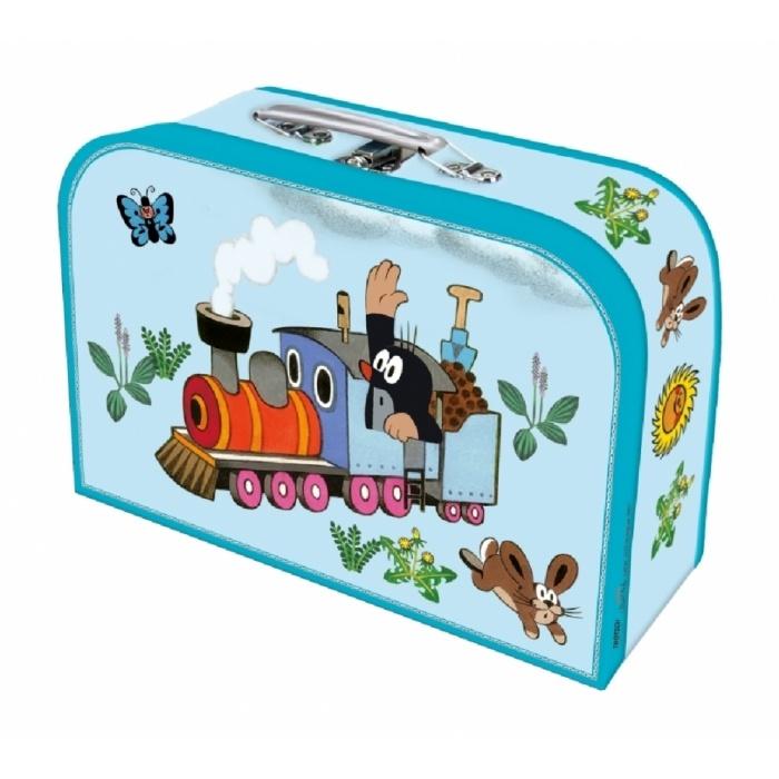 Der kleine Maulwurf Kinderkoffer 29 x 20 cm