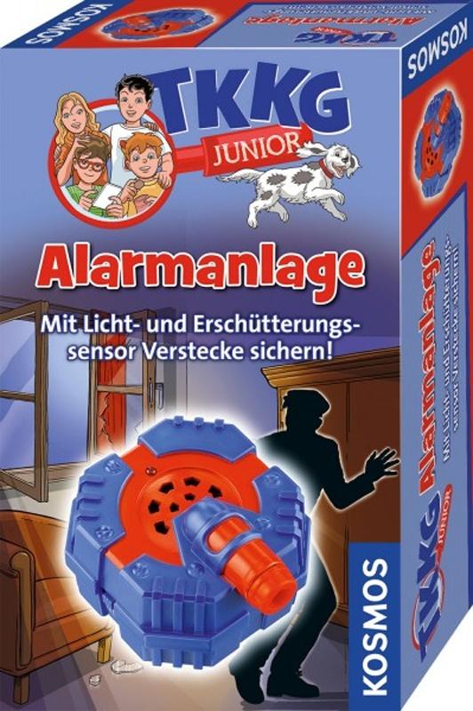 TKKG Junior Alarmanlage