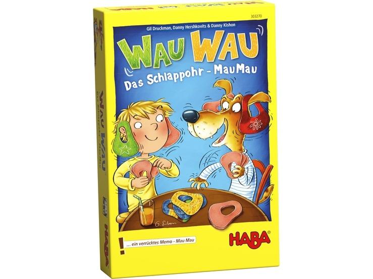 Haba Kartenspiel Wau Wau Das Schlappohr-MauMau
