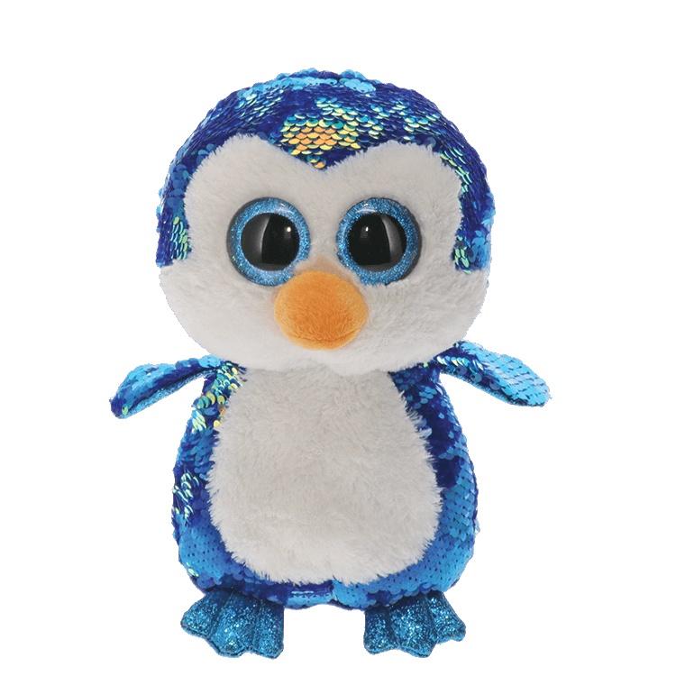 Ty Flippables Payton Pinguin 24 cm