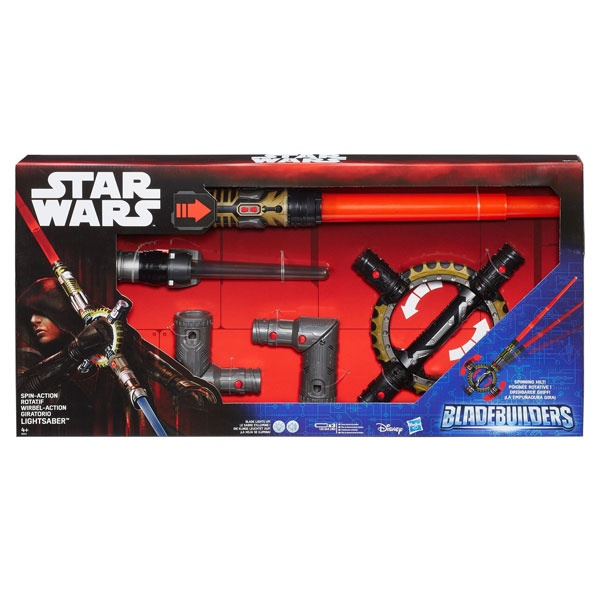 Star Wars Rogue One Wirbel-Action Lichtschwert B8263