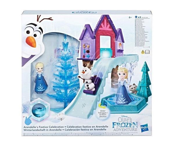 Die Eiskönigin Little Kingdom Olaf´s Frozen Adventure Winter