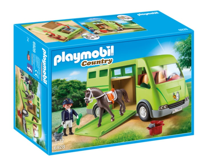 Playmobil 6928 Country Pferdetransporter