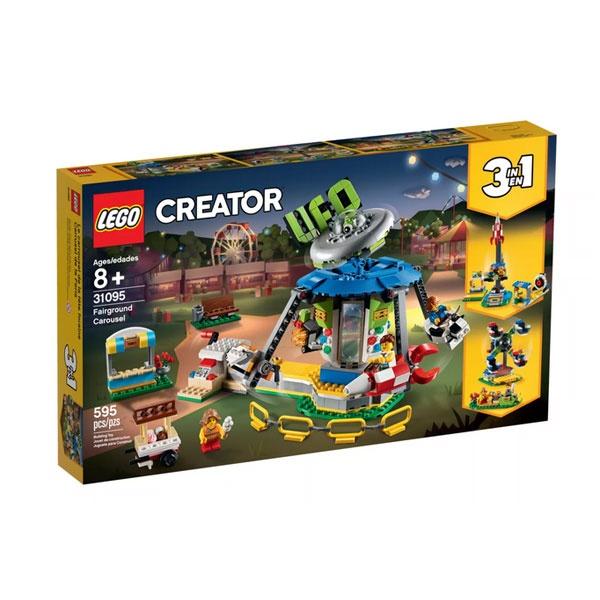 Lego Creator 31095 Jahrmarktkarussell