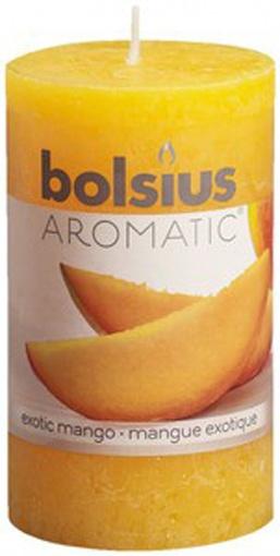 Bolsius Duft-Stumpenkerze Mango