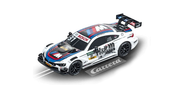 Carrera Digital 143 BMW M4 DTM T. Blomqvist No. 31 41402