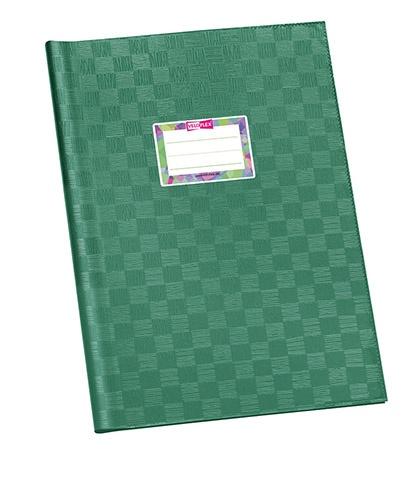 Hefthülle A4 grün gedeckt