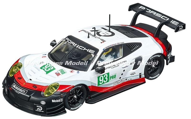 Carrera Digital 132 Porsche 911 RSR Porsche GT Team 30890