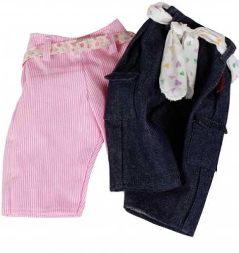 Götz Puppenkleidung Jeans-Set