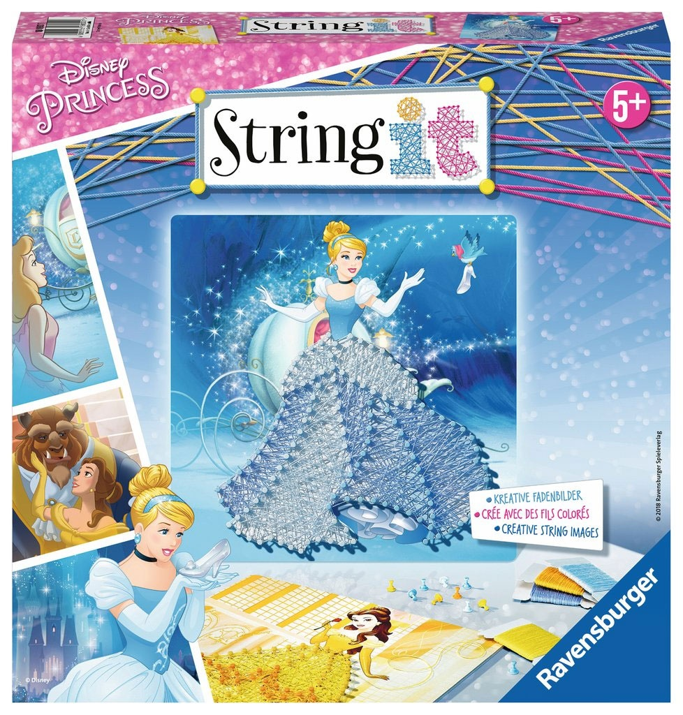 String it Disney Cinderella von Ravensburger
