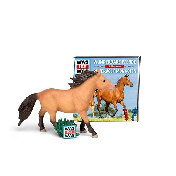 Tonie Was ist Was - Wunderbare Pferde/Reitvolk Mongolen