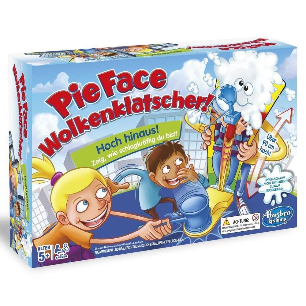 Pie Face Sky High Wolkenklatscher Spiel von Hasbro