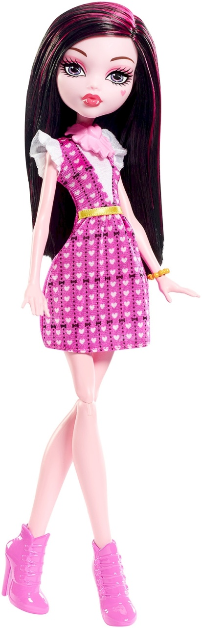 Barbie Monster High Puppe Draculaura