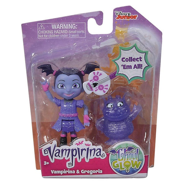 Vampirina Figurenset Vampirina und Gregoria