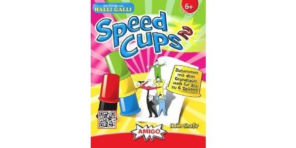 Speed Cups 2 Kartenspiel von Amigo