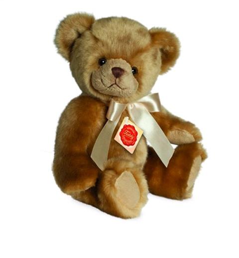 Teddy Hermann Teddy sitzend 25 cm mit Brummstimme