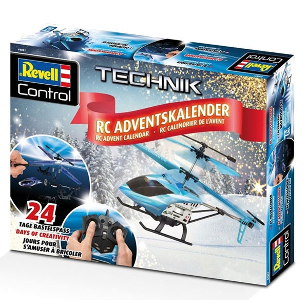 Adventskalender Revell  RC Heli 2019 01021