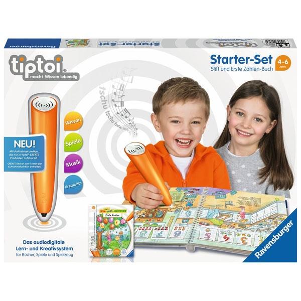 tiptoi Startet-Set Stift und Erste Zahlen-Buch