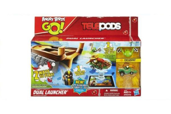 Angry Birds Telepods Go! Doppelstarter