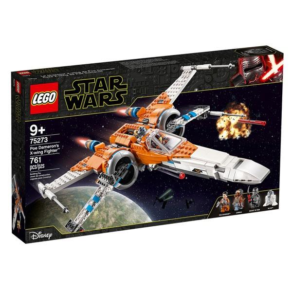 Lego Star Wars 75273 Poe Damerons X-Wing Starfighter