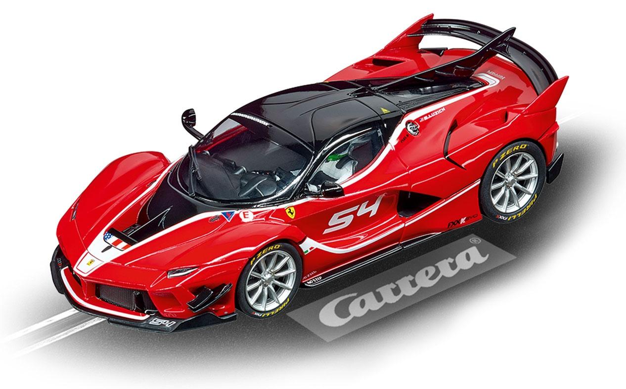 Carrera Digital 132 Ferrari FXX K Evoluzione No.54 30894