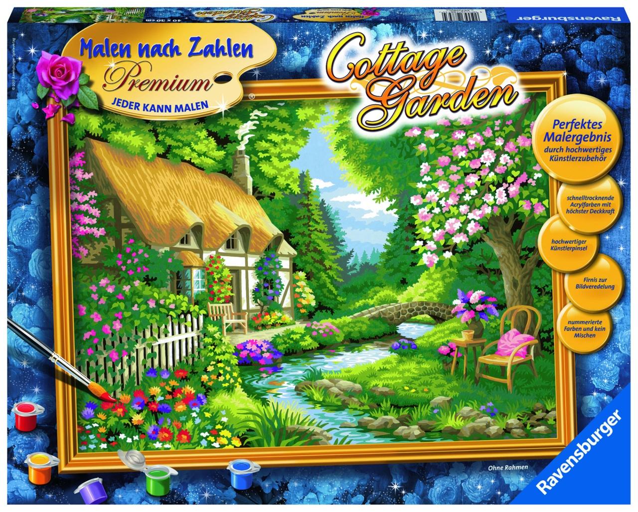 MNZ Cottage Garden