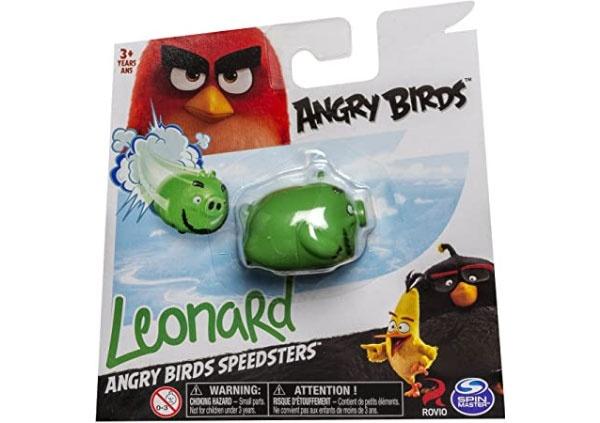 Angry Birds Speedsters Leonard
