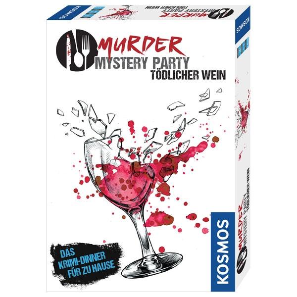 Murder Mystery Party - Tödlicher Wein von Kosmos