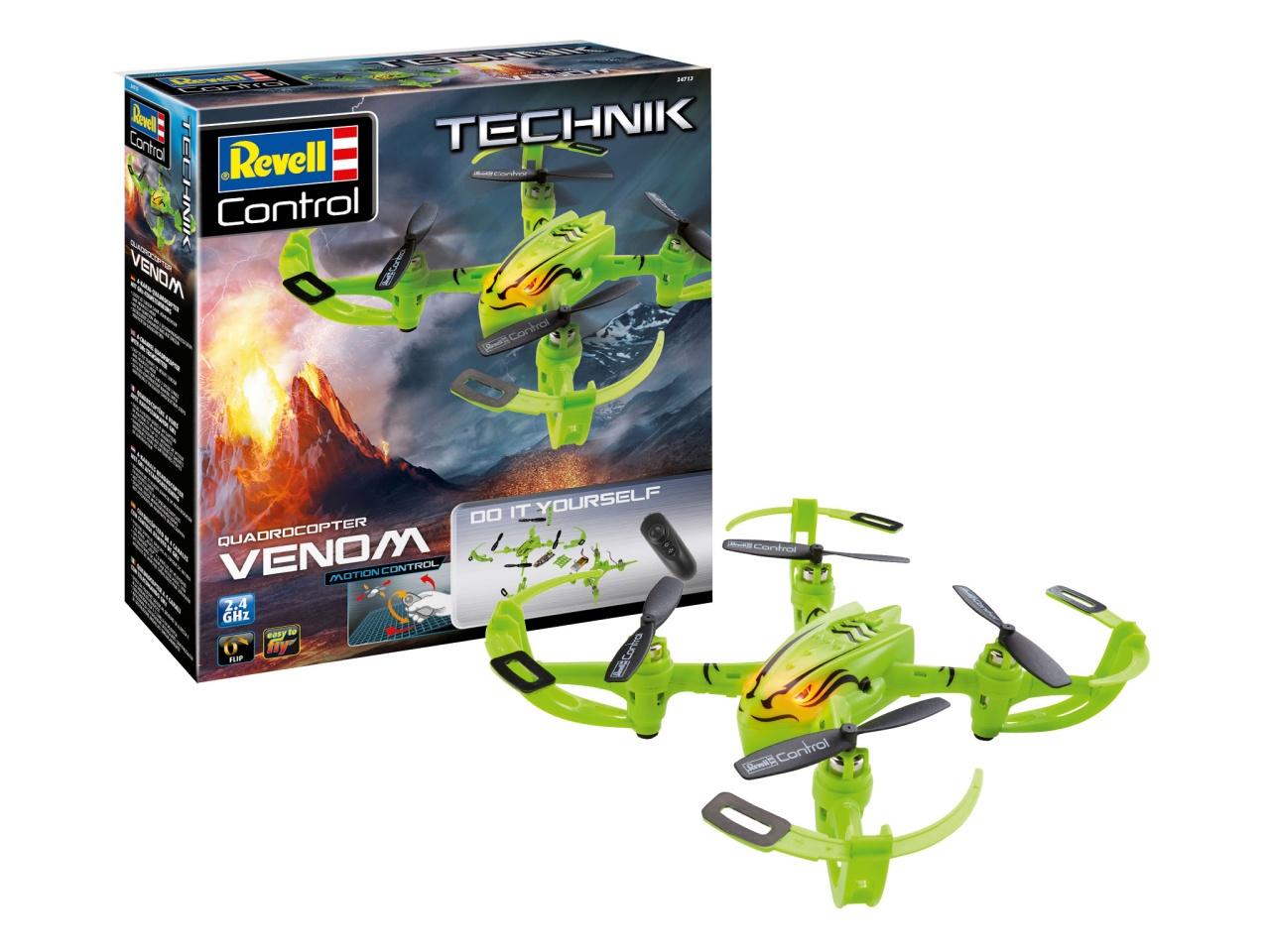 Revell RC Quadrocopter Venow 24713