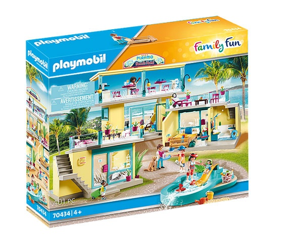Playmobil 70434 Family Fun Playmo Beach Hotel