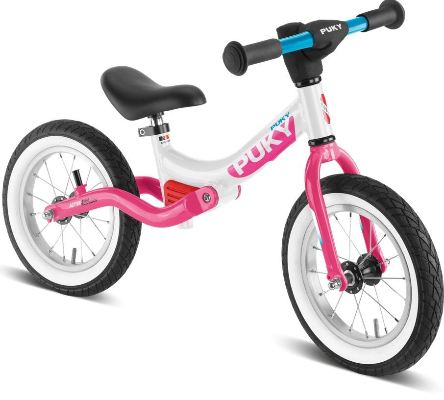 Puky 4085 Laufrad LR Ride weiß pink