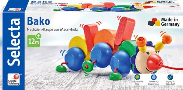 Selecta Bako Nachzieh Raupe 24 cm